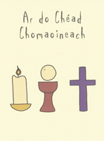 Card: On Your First Communion