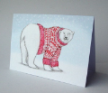 Chirstmas Card- Christmas jumper