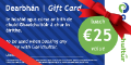 Gift Card - €25