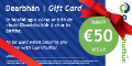 Gift Card - €50